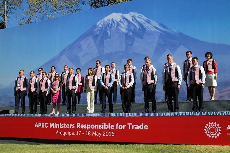 0泊4日のペルー出張 APEC貿易大臣会合|山田美樹(衆議院議員)